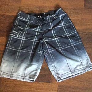 Quicksilver Board Shorts size 26